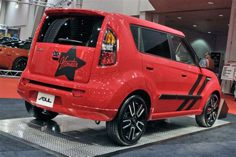 Kia Soul Hamster Edition Kia Soul Hamstar Edition Rolling Onto Dealer Lots This