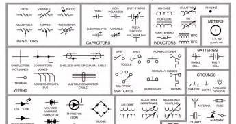 wiring diagram symbols on electrical wiring diagram