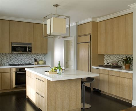 Hanging Kitchen Cabinets From Ceiling by Light Wood Kitchen Cabinets Kitchen Modern With Light Wood