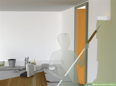 proper steps to paint a room how to paint a room with pictures wikihow