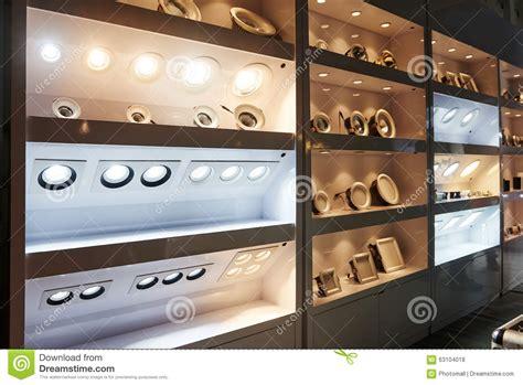 led shop light bulbs led lighting bulb shelf stock photo image of conservation