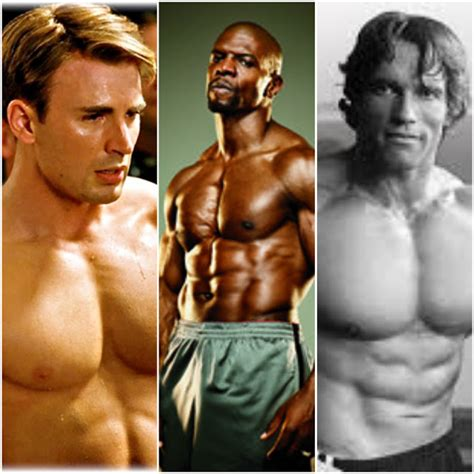 big ripped actors things out of the ordinary top 10 most muscular hollywood