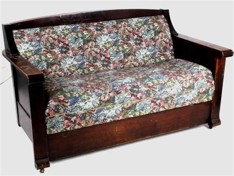 Antique Sleeper Sofa Mission Empire Antique Fold Out Sleeper Sofa