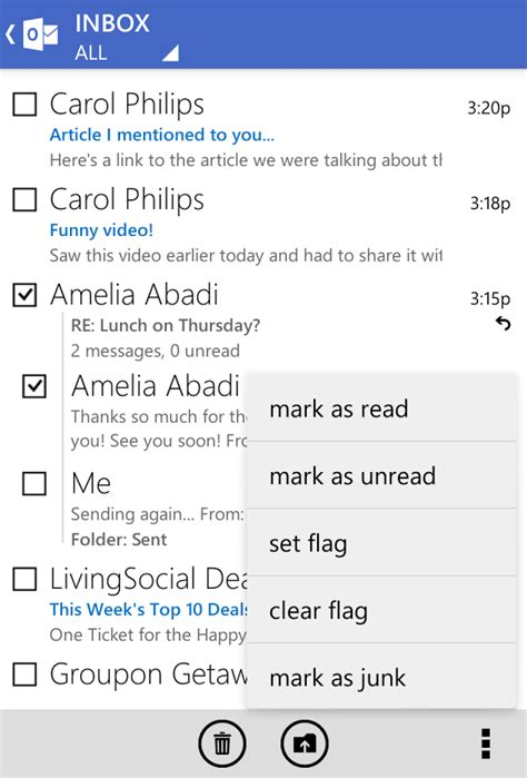 outlook mobile app android outlook android app stores emails in plain text on