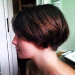 back picture of wedge haircuts 1000 ideas about short wedge haircut on pinterest wedge