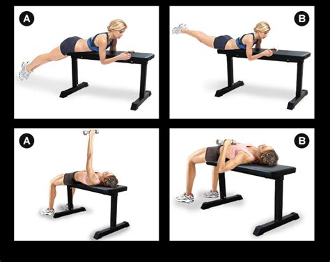 exercise bench online genki flat fitness bench with exercise mat online