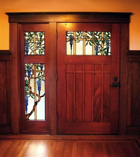 Arts And Crafts Interior Doors 40 Panels Decoration To Make Your Wall Look Executive Bored