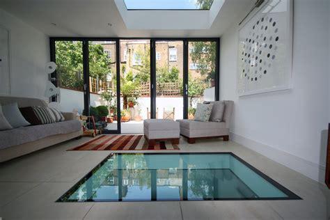 glass floor tile designs  options