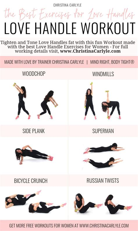 the best exercises for handles and low back health handle workout