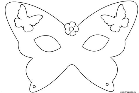 printable animal eye mask template 7 printable mask template free sle exle format