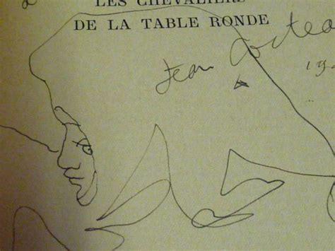 les chevaliers de la table ronde lyrics cocteau les chevaliers de la table ronde autographe