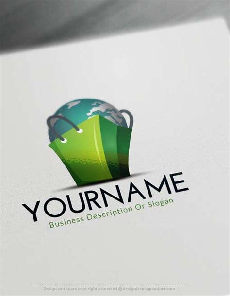 logo maker worldwide  commerce logo design