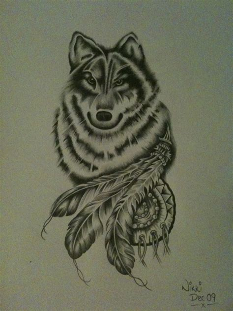 wolves drawings wolf drawing