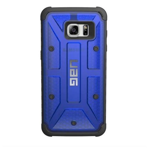 Hardcase Samsung Galaxy S7 S7 Edge Uag Armor Gear Back Cover buy samsung galaxy s7 edge uag mobile phone in cobalt