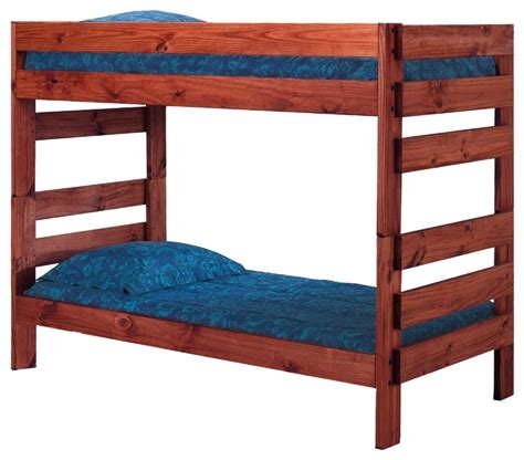 extra long bunk beds jericho extra long bunk bed rustic bunk beds by