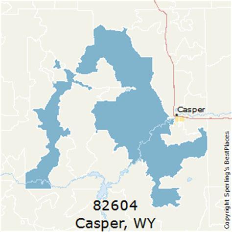 zip code map wyoming best places to live in casper zip 82604 wyoming