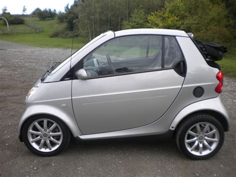 smart car fortwo used smart car convertible for sale