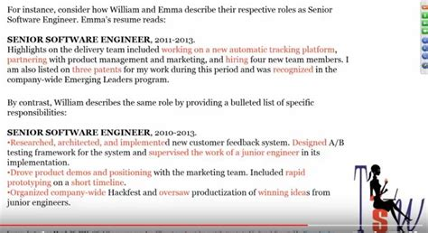 Resume Words Oversaw Bridging The Resume Gap Between Genders Tech Savvy