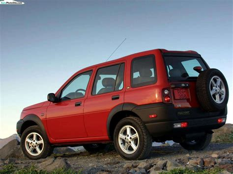 land rover freelander 2002 car land rover freelander 2002 11