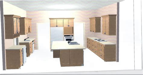 build a room online kitchen design i shape india for small space layout white