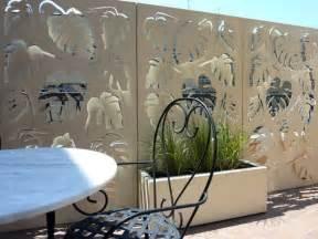 Panneaux En Bois Pour Jardin