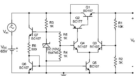 how does bc547 transistor work lifier how does this bjt transistor circuit works electrical engineering stack exchange
