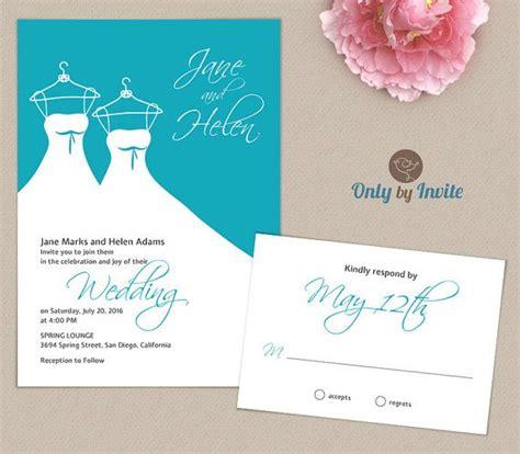 same day wedding invitations 21 best same wedding invitations images on