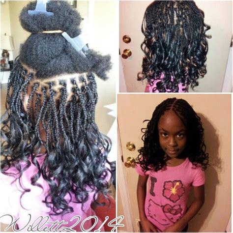 Pony Hair Box Braids | kids box braids with pony hair rittah s hair styles