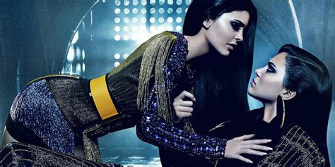 kylie jenner vs taylor swift net worth balmain taps power sisters for fall 2015 caign