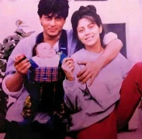 Vintage Tuesday! This old school photo of Shah Rukh Khan ...