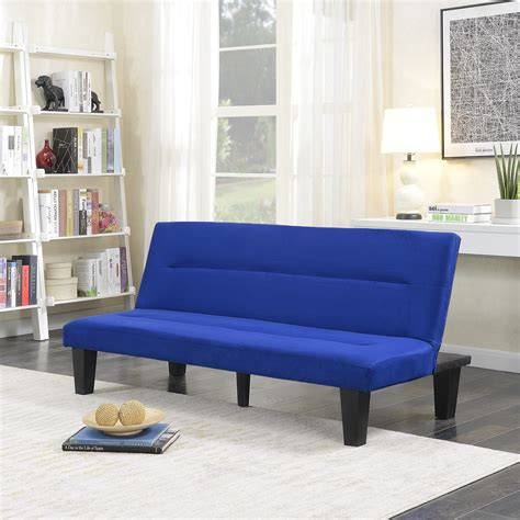 Folding Couches by Microfiber Futon Folding Sofa Bed Sleep Recliner