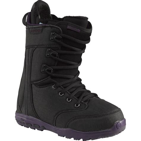 womans snowboard boots burton sapphire snowboard boots s 2013 evo outlet