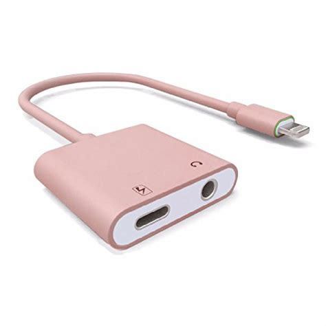 iphone    dual function lightning adapter mm