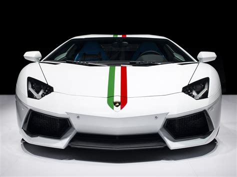Lamborghini Italia Lamborghini Aventador Nazionale Unveiled At Beijing Auto Show