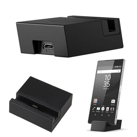 Charger Hp Sony Xperia Z1 micro usb charging dock stand charger cradle for sony