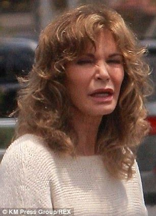 hairstyle pics for older women like jacklyn smith jaclyn smith sticks with flicks hairstyle made famous by