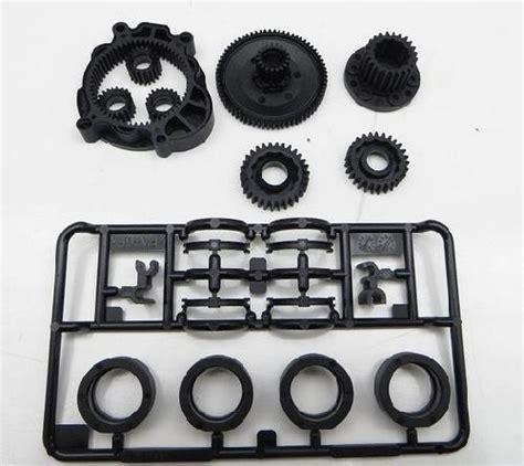51531 Tamiya Tt02 G Parts Gear 19000361 tamiya gear bag g parts gear for 58519 toyota bruiser 2012 4x4 up truck rn36