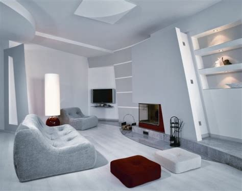 un appartement moderne minimaliste par vitaly pavlenko