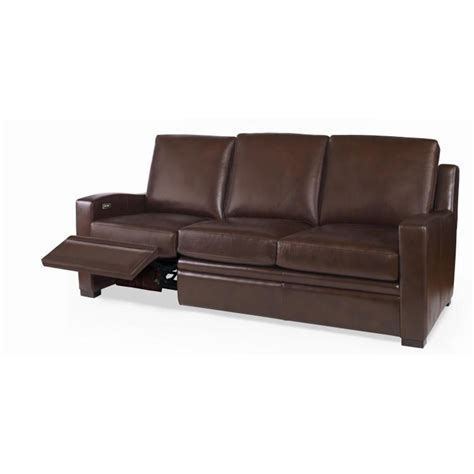 leather sofa company century plr 7102m loam century trading company leather sofa with motion discount furniture at