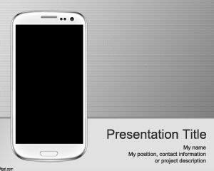 Free Cellphone Powerpoint Free Powerpoint Templates T Mobile Powerpoint Template