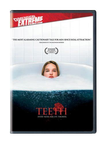Teeth Dvd Collection Koleksi teeth 2008 dvd hd dvd fullscreen widescreen and special edition box set