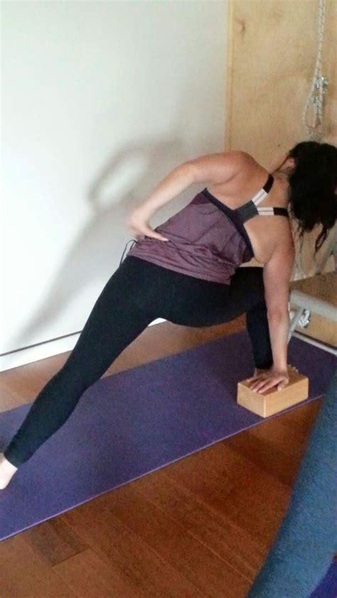 yoga block tutorial 147 best images about iyengar yoga blocks on pinterest