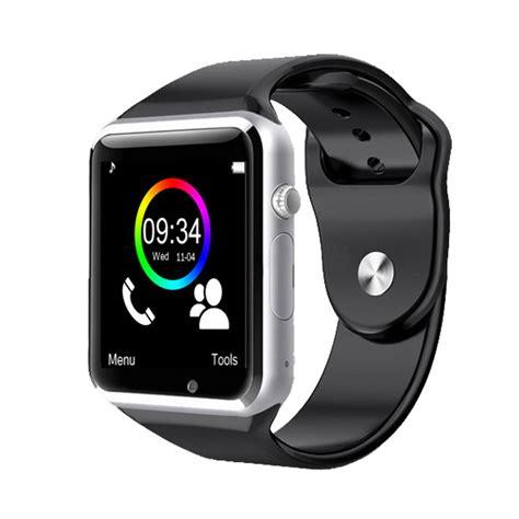 Smart Gw05 Jam Tangan Smartwatch A1 Alpha Android Bla 2016 a1 wristwatch bluetooth smart for