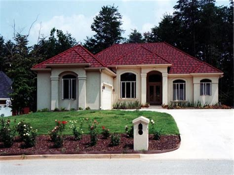 small spanish style home plans spanish mediterranean style homes small mediterranean