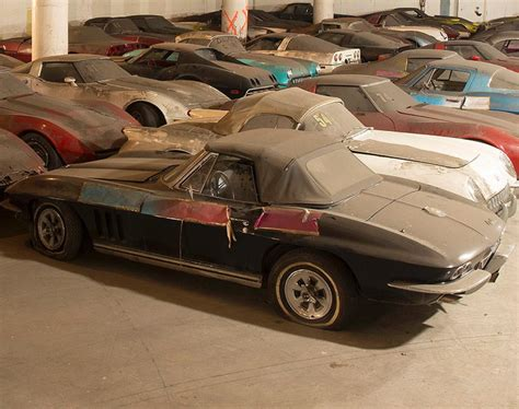 corvette collection dusty corvettes classic corvette collection in