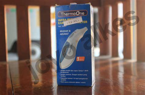 Jual Ear Termometer Digital joyo alkes digital infrared termometer ear 198k