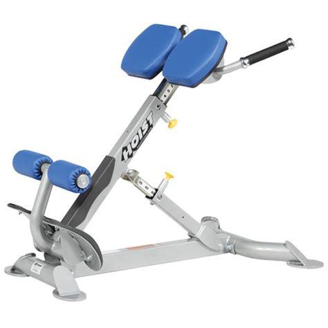 hoist hyperextension bench hoist cf 3663 back hyper gym source