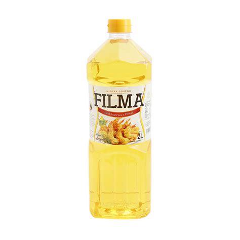 filma minyak goreng botol 2000 ml blibli