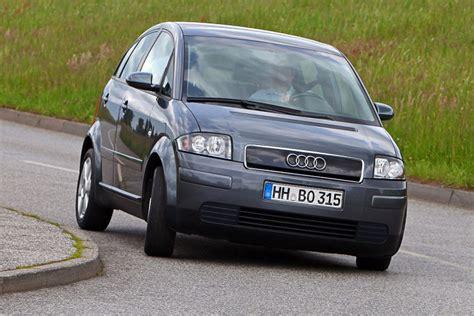 Gebrauchtwagen Audi A2 by Audi A2 Im Gebrauchtwagen Test Bilder Autobild De