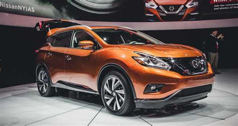nissan suv 2016 interior 2016 nissan murano changes price release date
